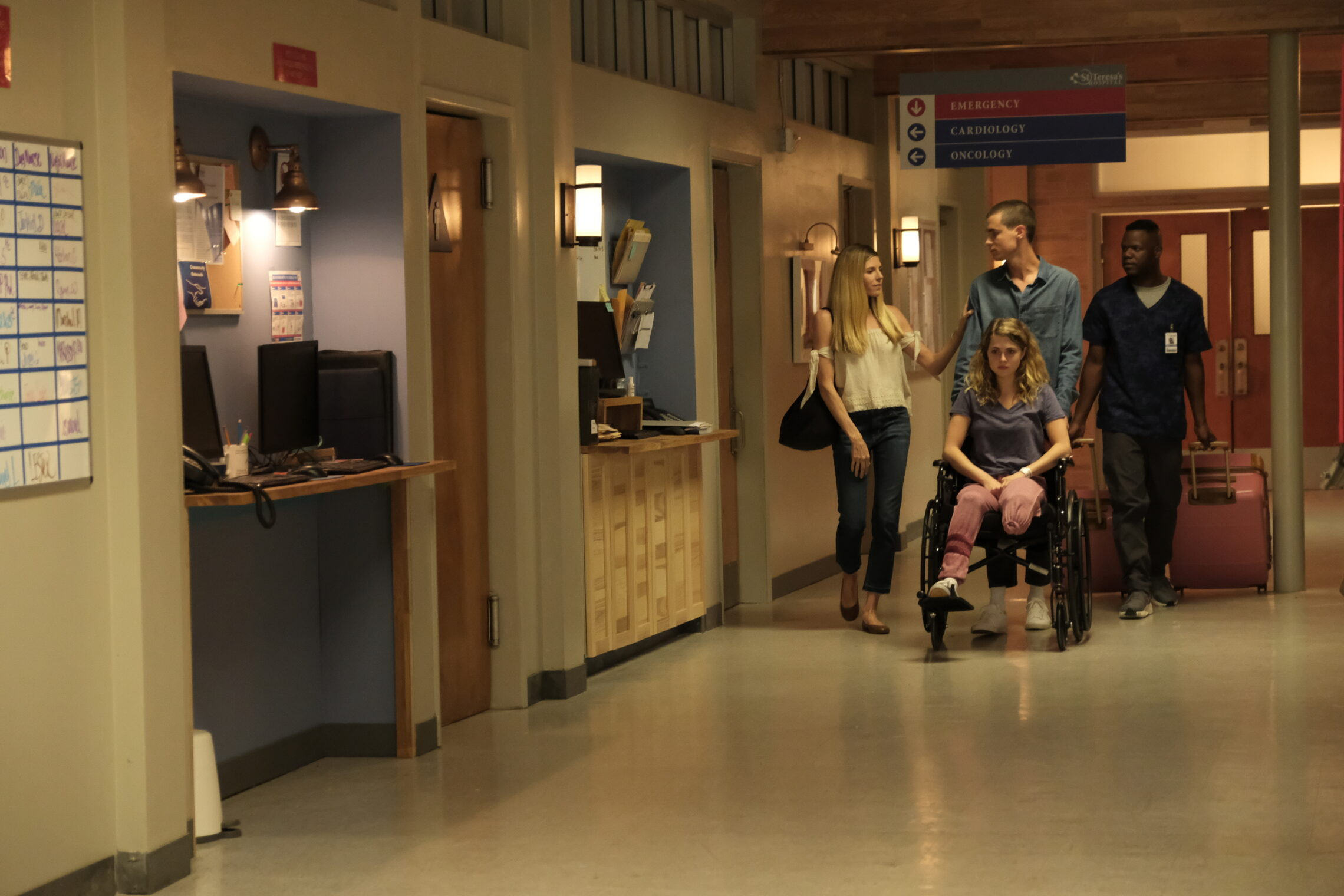 Zac and Mia Hospital